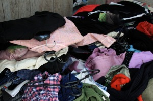 renovando o guarda roupa
